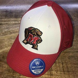 UM University of MARYLAND Terrapins Terps hat